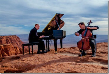 Y para el #relaxxx  CELLO WARS  #VIERNES  Piano Guys