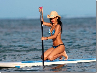 Surf con remo, Stand Up Paddle Surf o tabla remando de pie