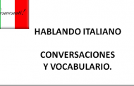 Conversaciones y Vocabulario #italiano #italian #imparando #learning