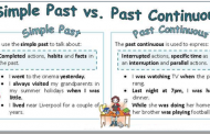 Pasado Simple–Continuo #english #learning